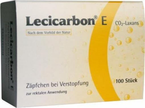 lecicarbon e co2 laxans z pfchen f r erwachsene 100 st ck g nstig kaufen apotheke. Black Bedroom Furniture Sets. Home Design Ideas