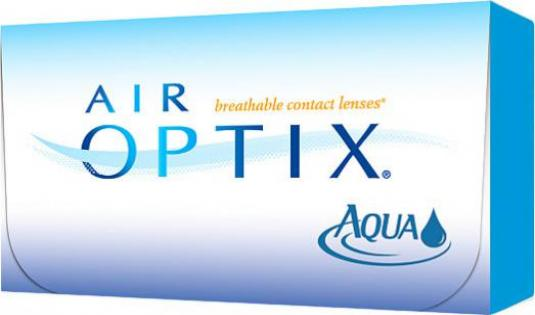 Alcon Air Optix Aqua -2.50 (6 Stk.)