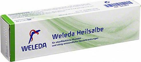 weleda heilsalbe 70g g nstig kaufen apotheke. Black Bedroom Furniture Sets. Home Design Ideas