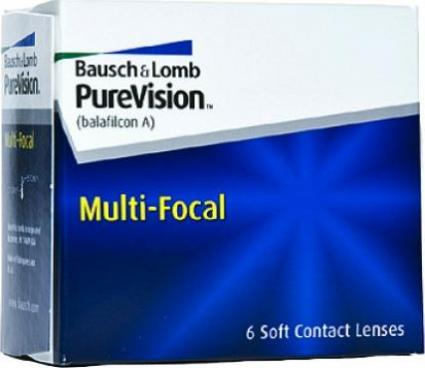 Bausch & Lomb PureVision Multifocal -6.25 (6 Stk.)