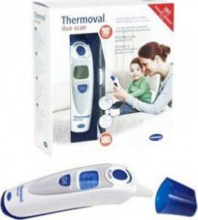 PAUL HARTMANN AG-Fieberthermometer Duo Scan