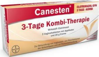 Canesten GYN 3 Tage Kombipackung (1 ST)-