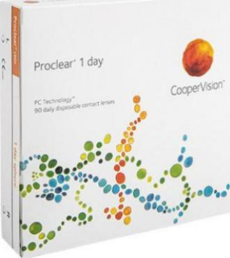 Cooper Vision Proclear 1 Day -0.25 (90 Stk.)