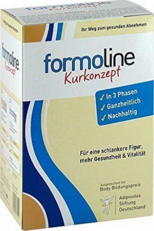 Formoline Kurkonzept Bestehend Aus L112 Tabletten Eiweiss Diat